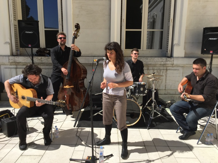 Groupe de musique: Le Sirop De La Rue