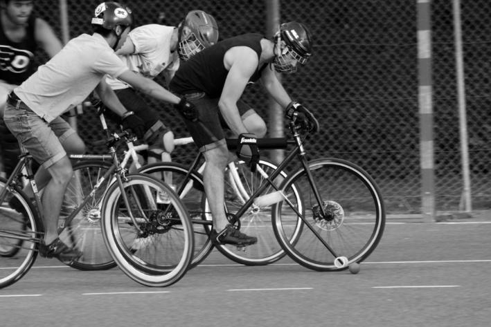 Bike Polo, 27/28 Juin à Annecy, 3ème tournoi du Brochet d'Or