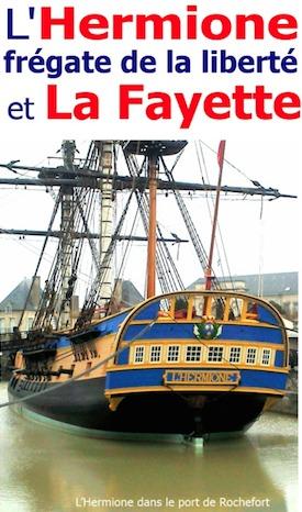 L'Hermione dans le port de Rochefort