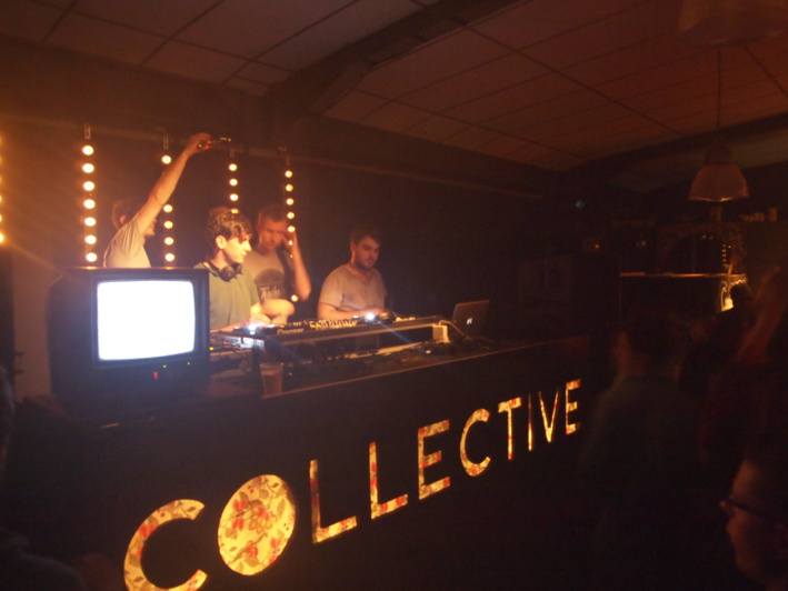 CLUB COLLECTIVE - Ven 24 Juillet au Pop Plage Annecy