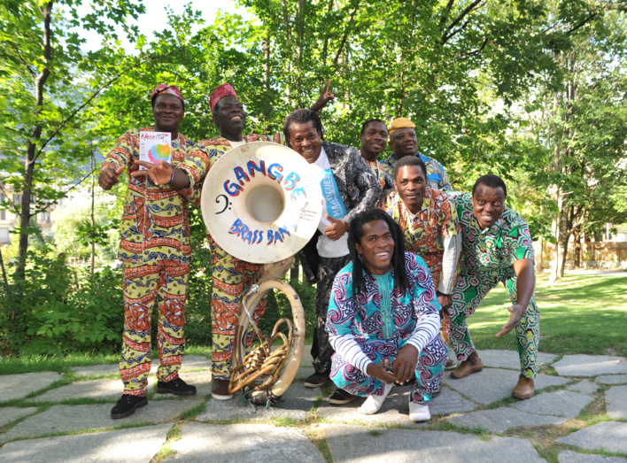 ©LaurianeSenty - Gangbé Brass Band