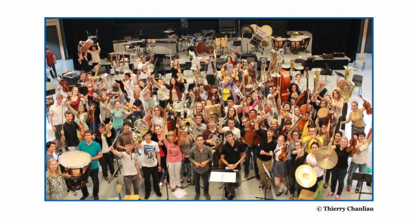 Annecy Campus Orchestra ©ThierryChanliau