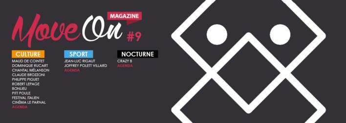 Move-On Magazine #9 // Sept-Oct 2015