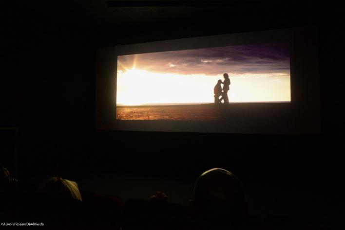 Un beau teaser... à voir avant chaque projection! ©AuroreFossardDeAlmeida