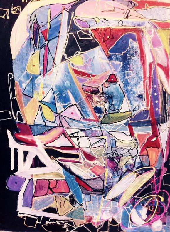 JOANNA LOUVET ou la Color Attitude à Ferney Voltaire