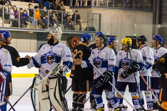 Hockey sur glace: Un match, une initiative, une belle réussite!