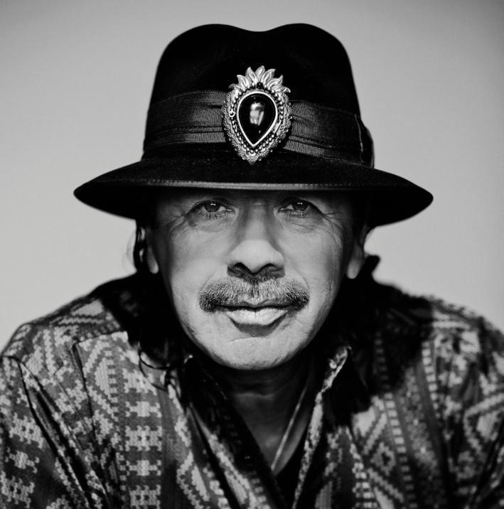 Carlos Santana (dimanche 17 juillet 2016)