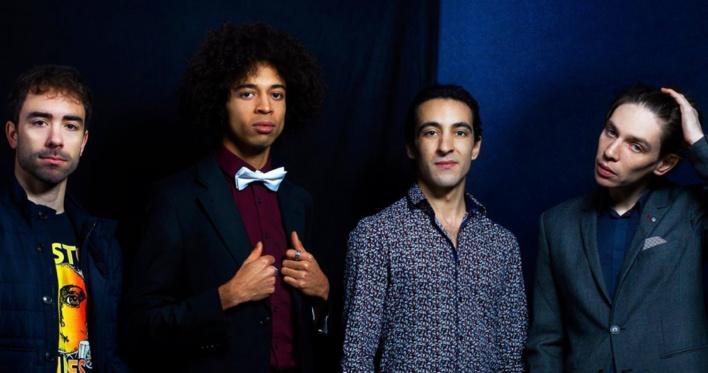 Interview du groupe LADY BAZAAR / Montjoux Festival 2016