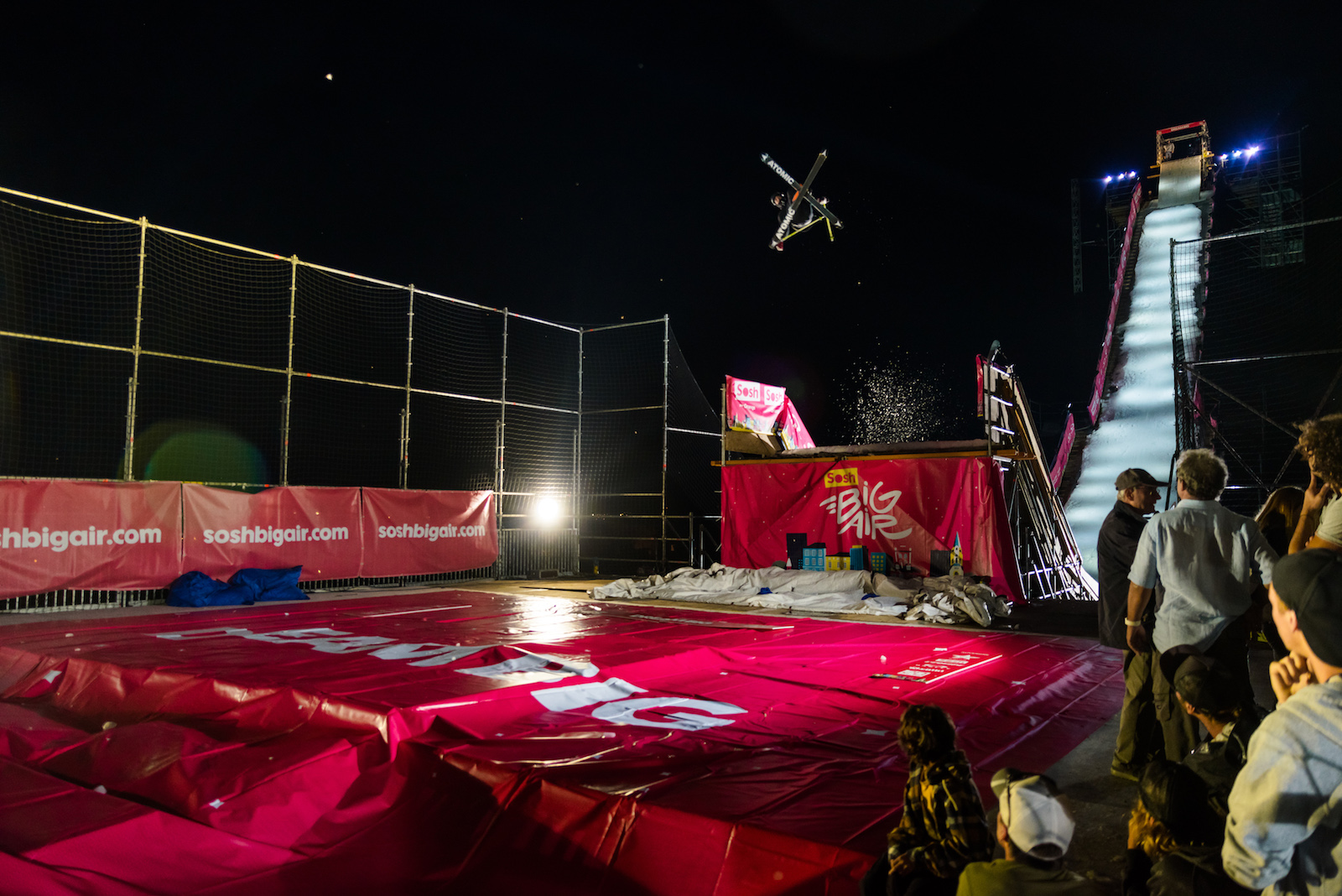 Qualifications Sosh Big Air / Copyright David Malacrida