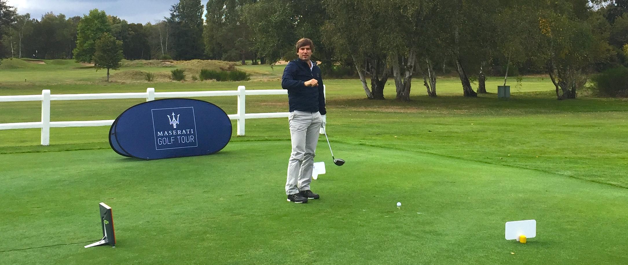 M. Marco Favale, Vainqueur du tournoi