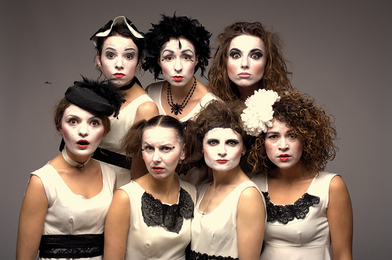 Dakh Daughters Cabaret Punk, 6 filles explosées, explosives