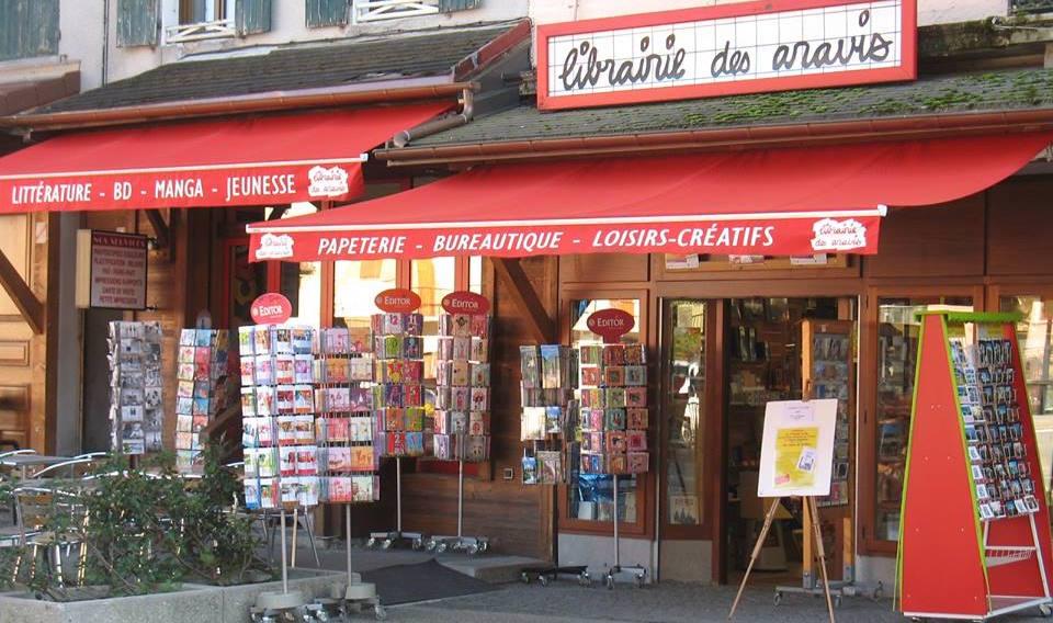 Librairie des Aravis - Thônes