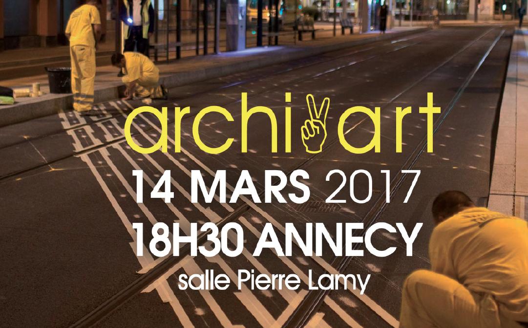 """""""Archi-Art"""", pour dessiner les nouveaux territoires urbains !"""