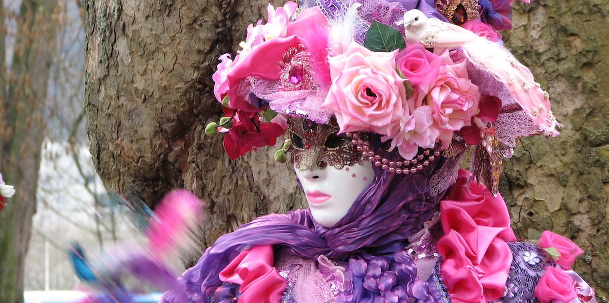 Carnaval Venitien Annecy 2017 ©Paul Rassat