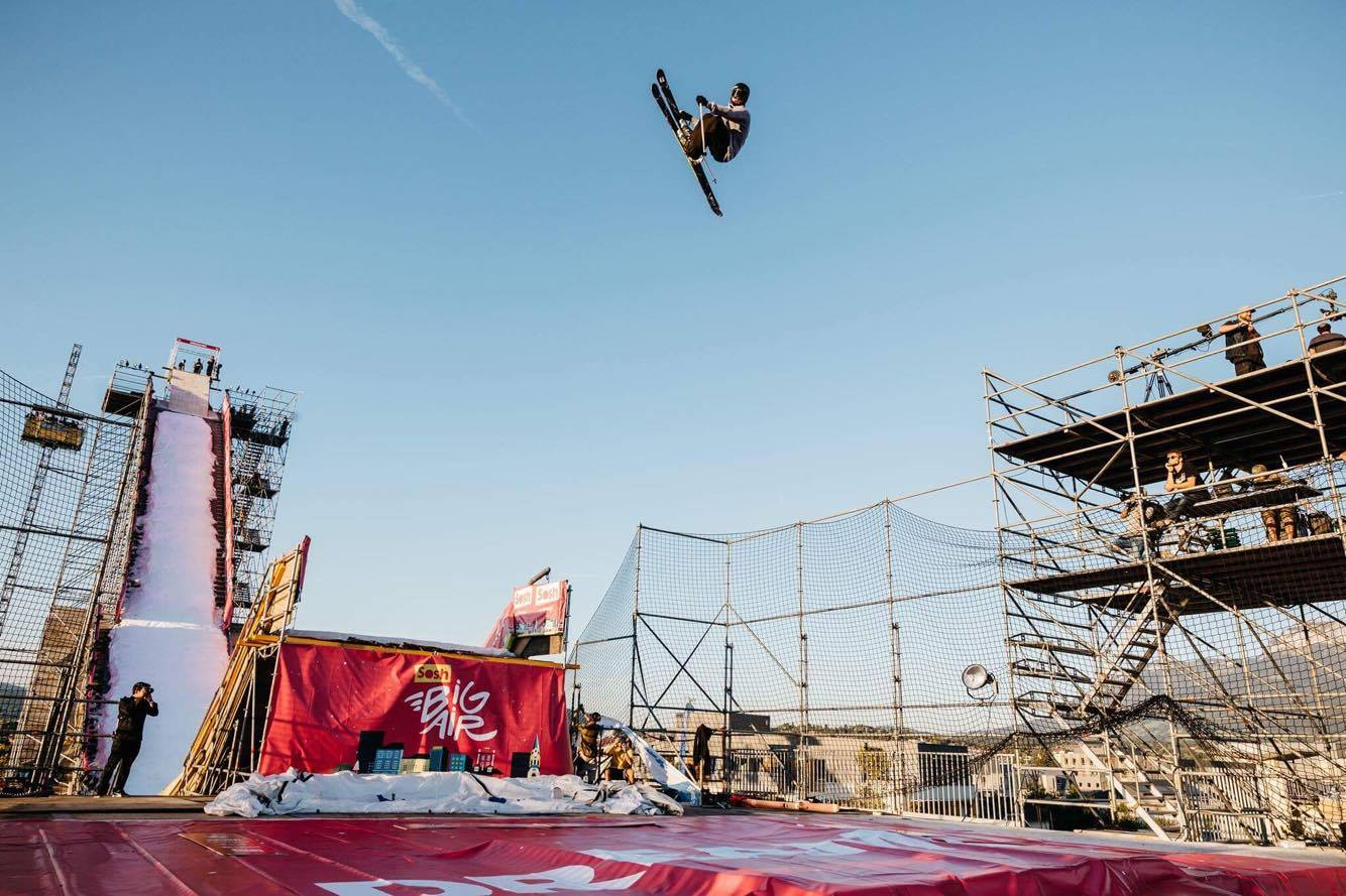 HIGH FIVE 2016 - SOSH BIG AIR ©Like That