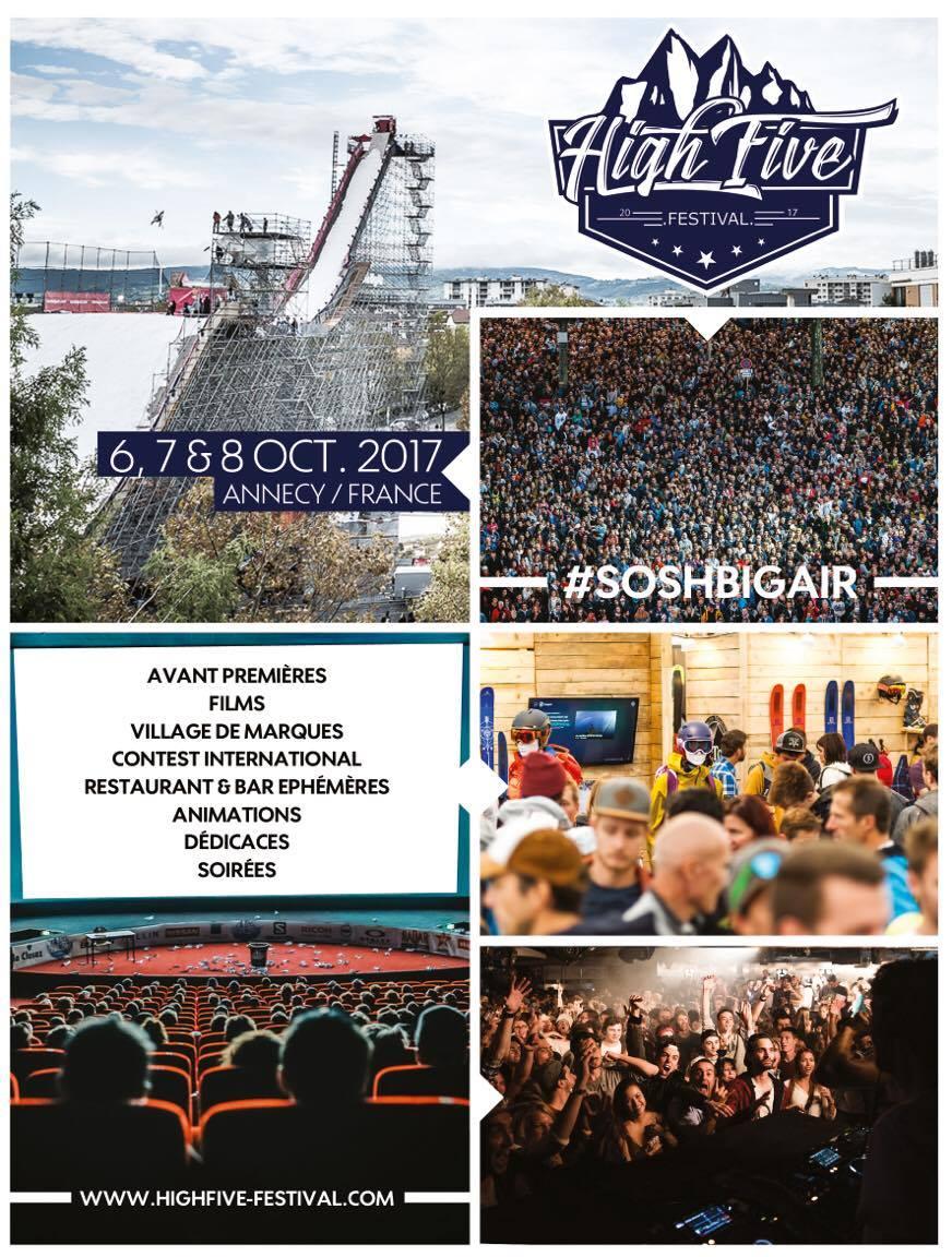 HIGH FIVE 2017 - SOSH BIG AIR ©Like That