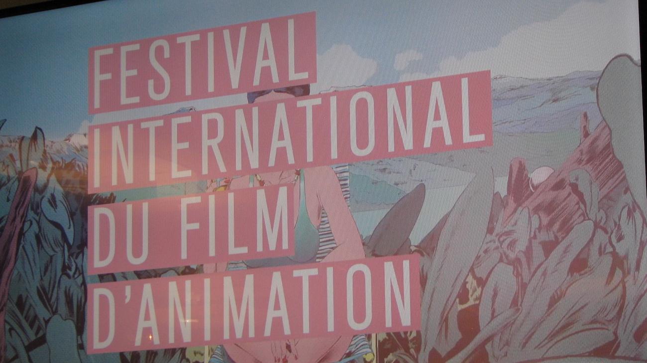 Festival international du film d'animation 2017 ©Paul Rassat