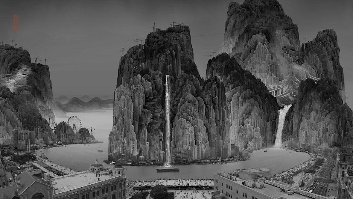 Exposition Chine, art en mouvement ©Musée Château Annecy