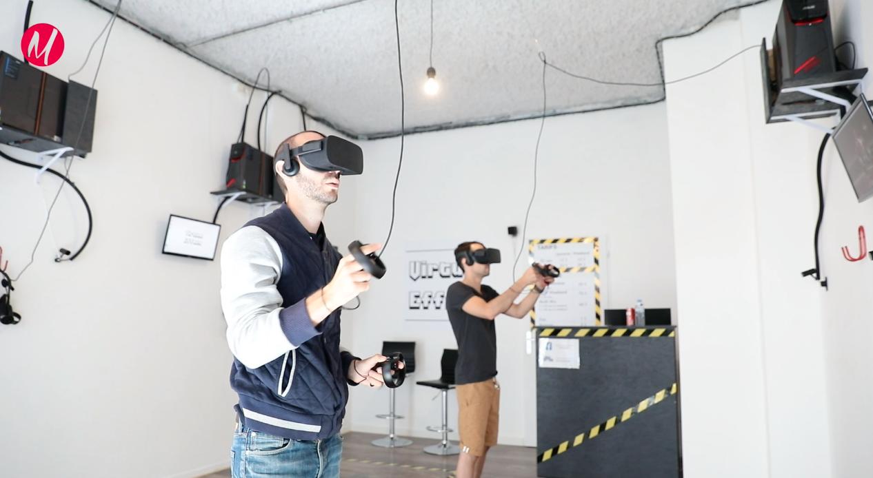Virtual Effect - Réalité Virtuelle - Annecy
