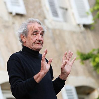 J-Louis Hourdin à la maison (J. Copeau)