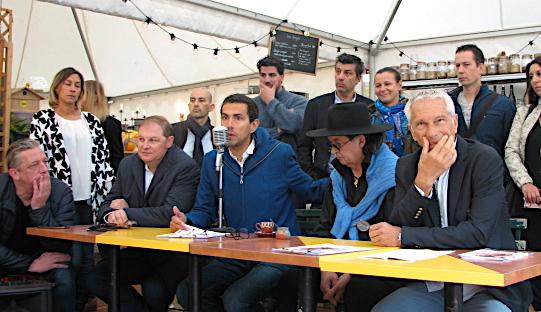 """Conférence de presse Annecy """"La Fête de la Gastronomie"""""""