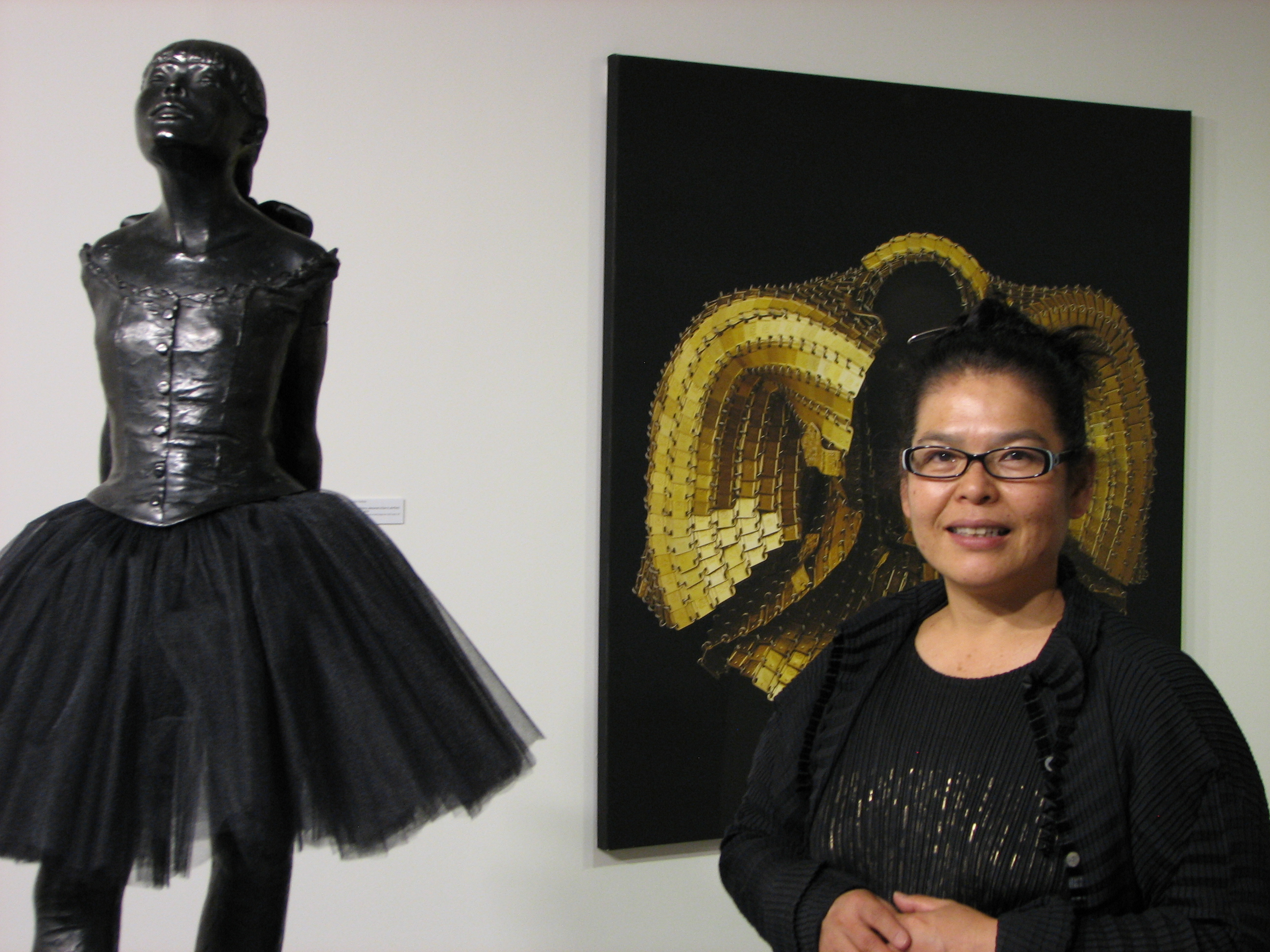 KImiko Yoshida, portrait et autoportraits