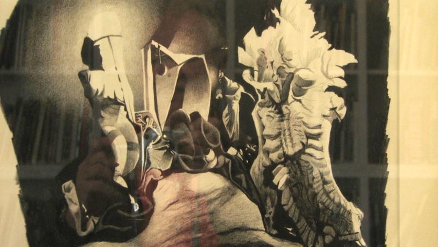 Exposition de Tudi Deligne © Paul Rassat