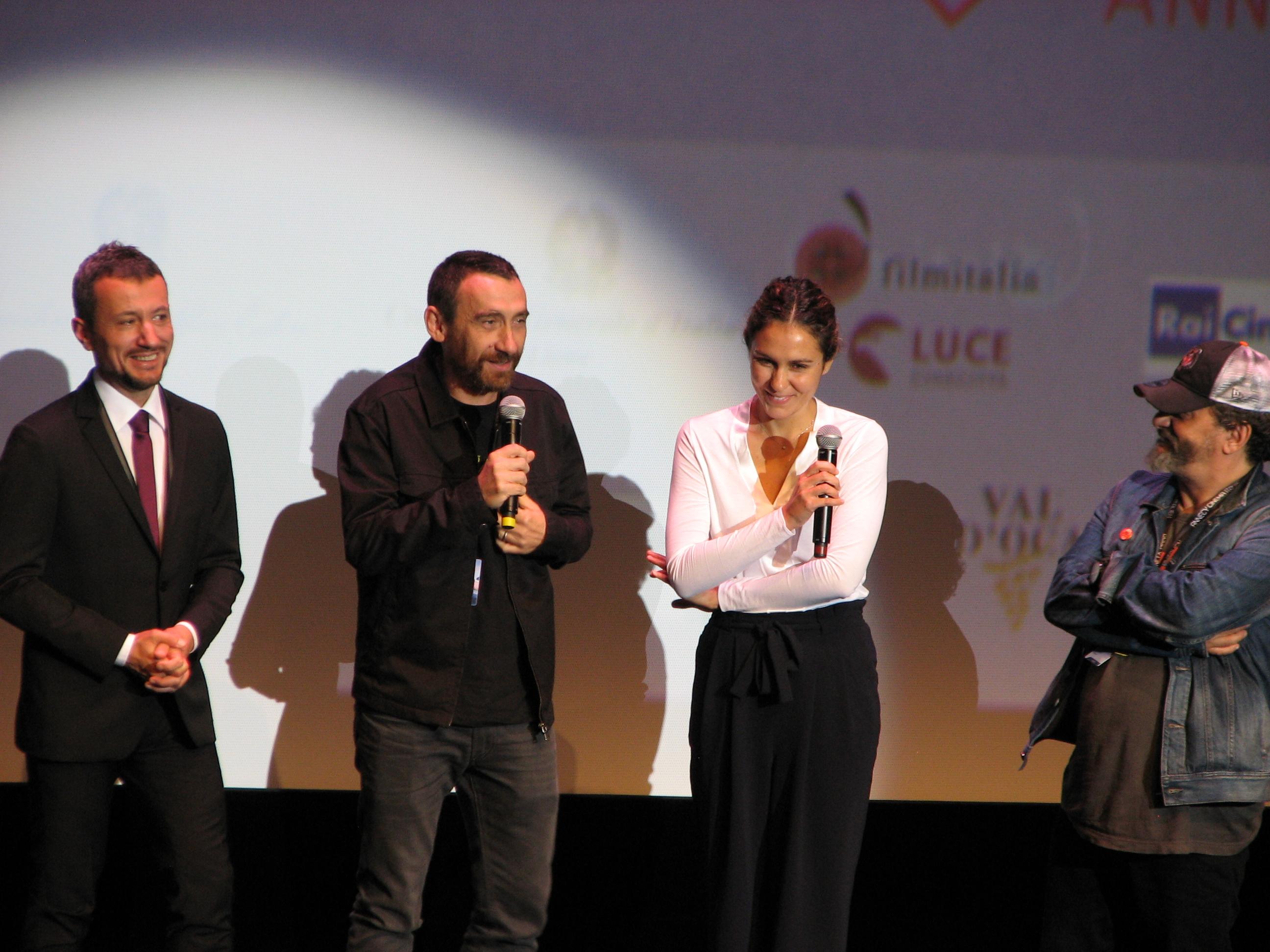 FRancesco Giai Via à gauche, Antonio et Marco Manetti
