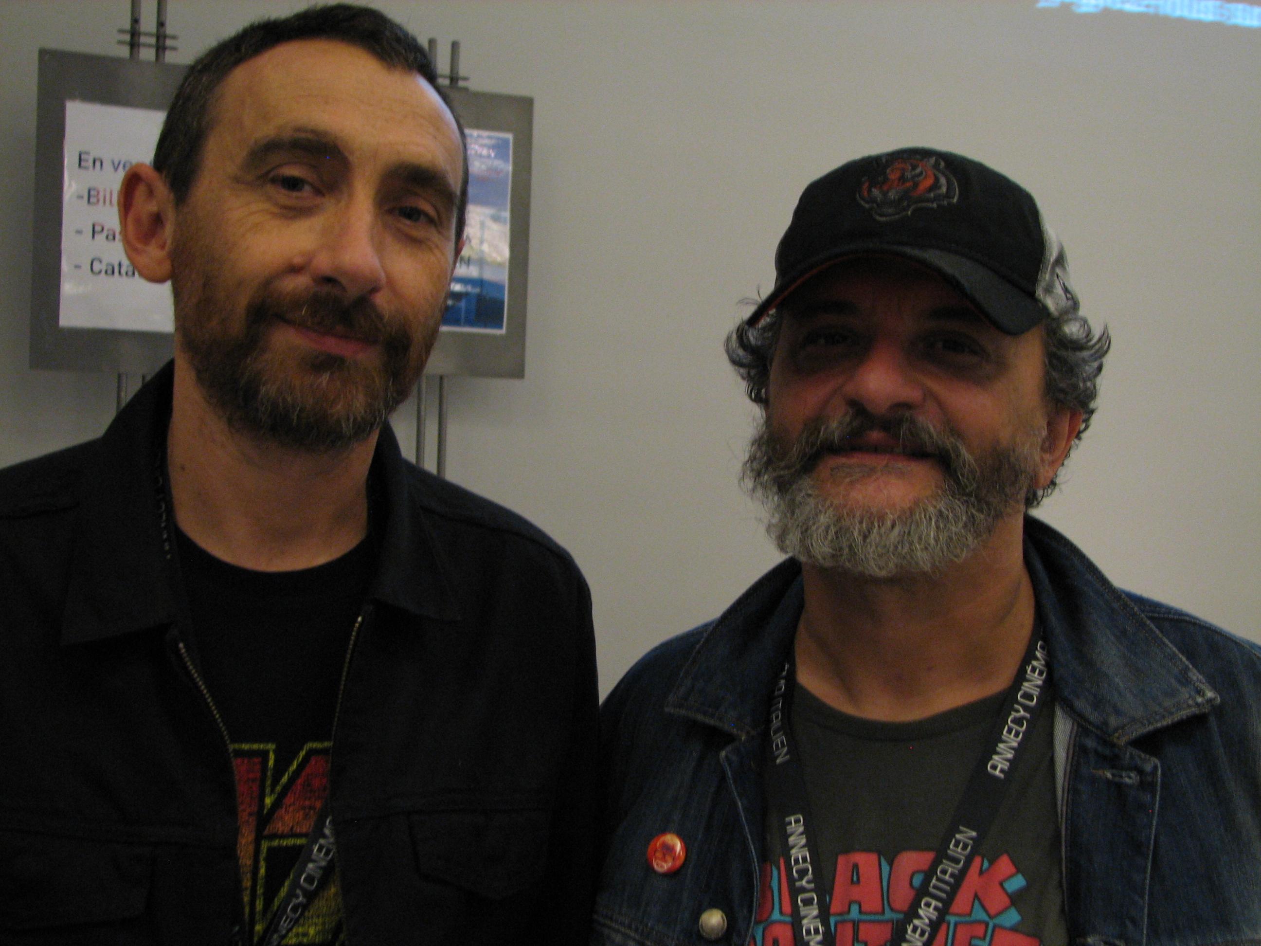 Antonio et Marco Manetti