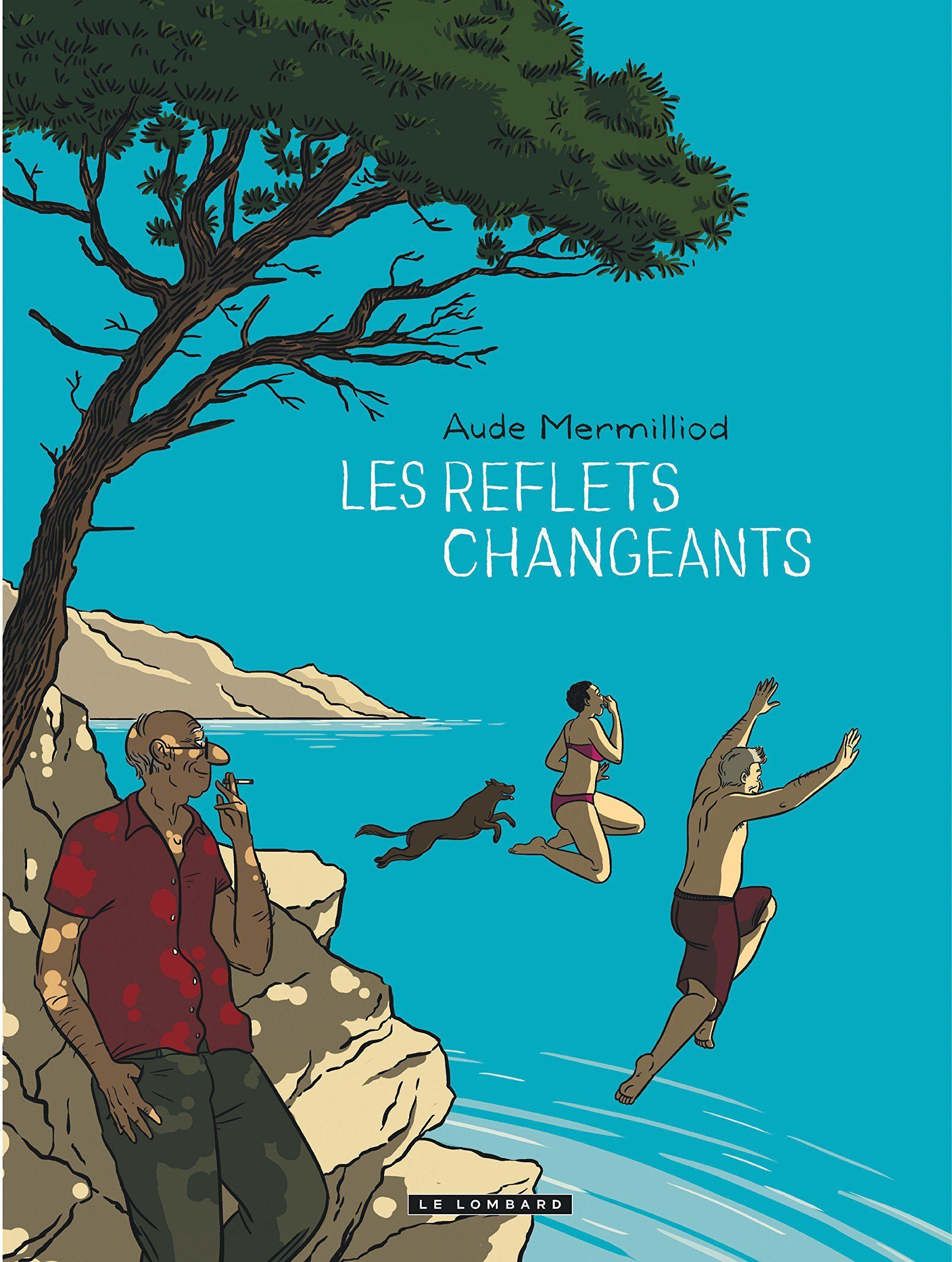 """""""Les reflets changeants"""" d'Aude Mermilliod"""