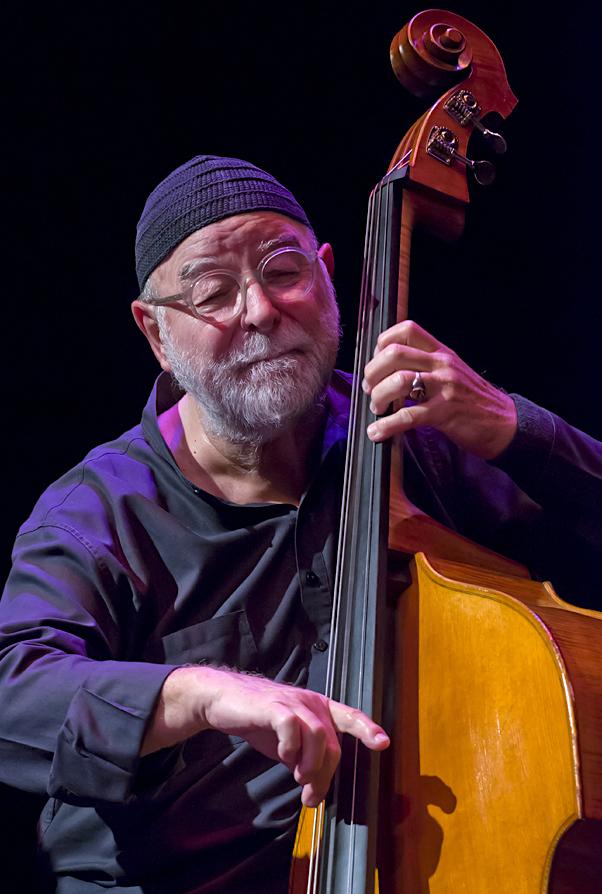 Henri Texier Hope Quartet à l'Auditorium de Seynod jeudi 19 octobre 2017 ©Jack Urvoy