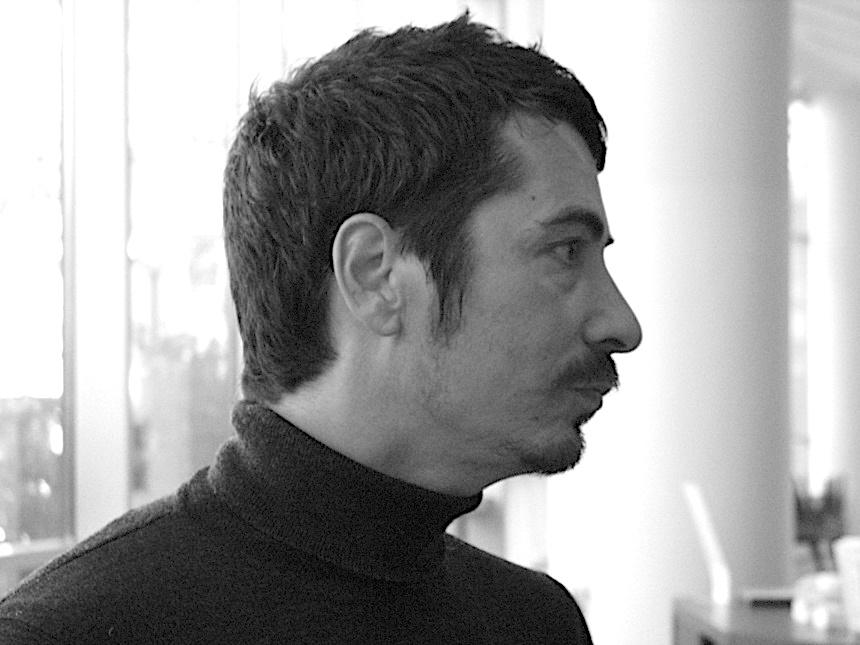 Cyril Teste (À qui il arrive de citer Paul Valéry) ©Paul Rassat