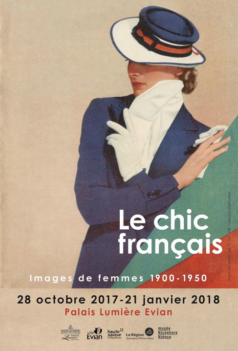 LE CHIC FRANÇAIS au Palais Lumière Évian