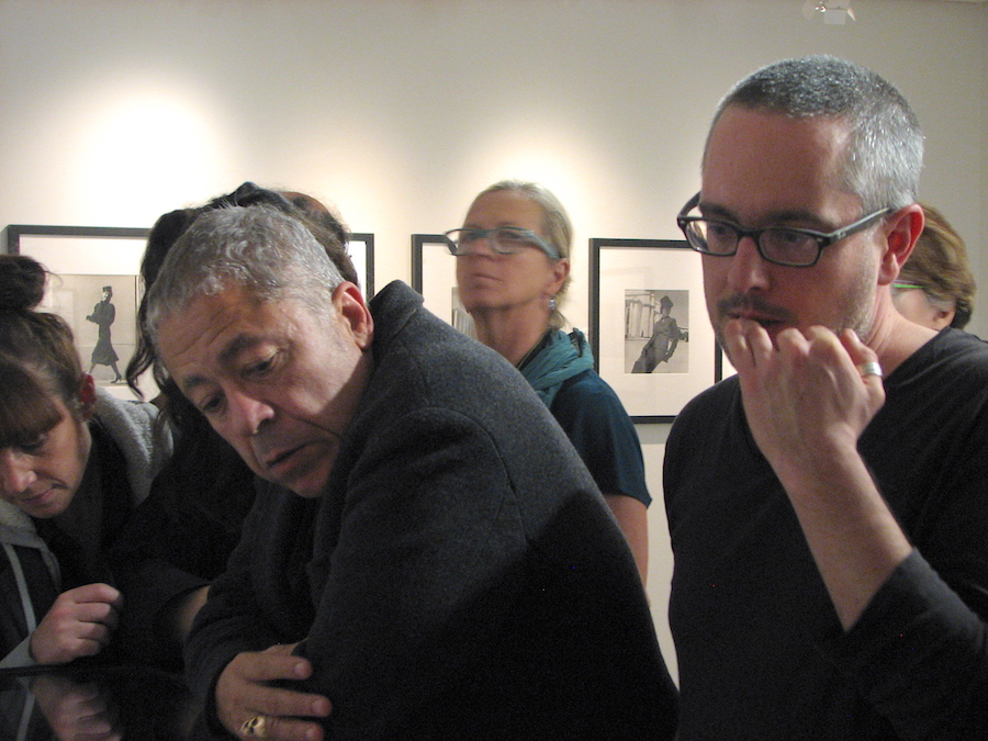 Francois Cheval & Sylvain Besson