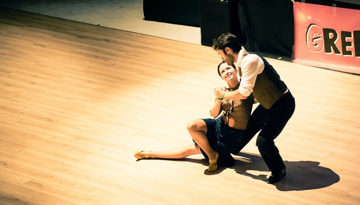 Grenoble Swing dance Festival ©Julien Treglia