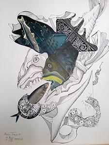 Dominique Seiz - passion d'art Cluny
