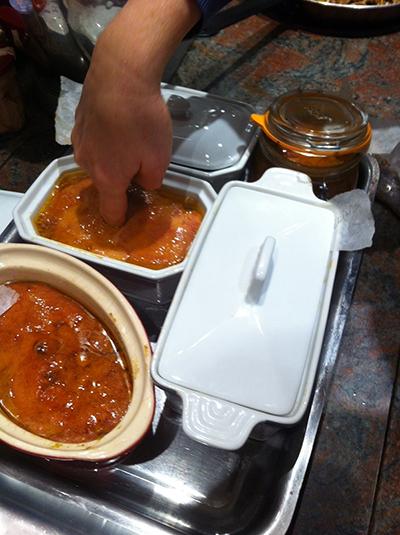 Méthode empirique et professionnelle pour tester la cuisson du foie gras
