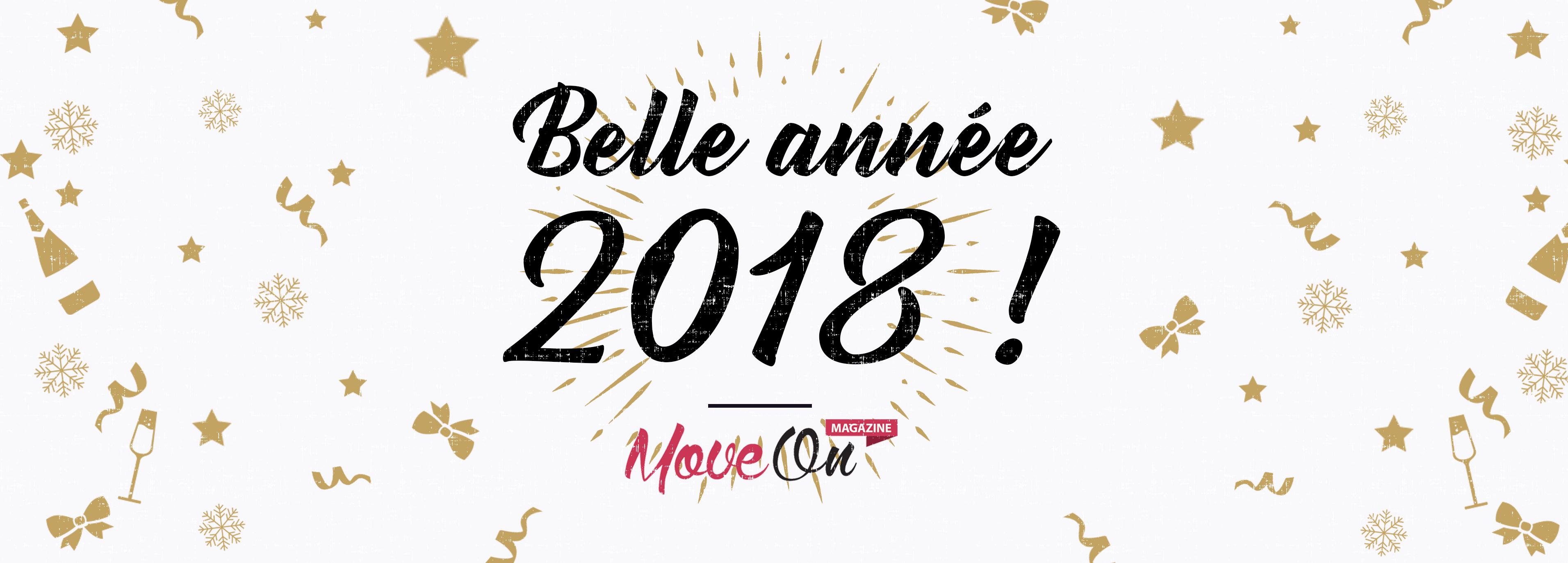 Move-On vous souhaite une bonne année 2018 !