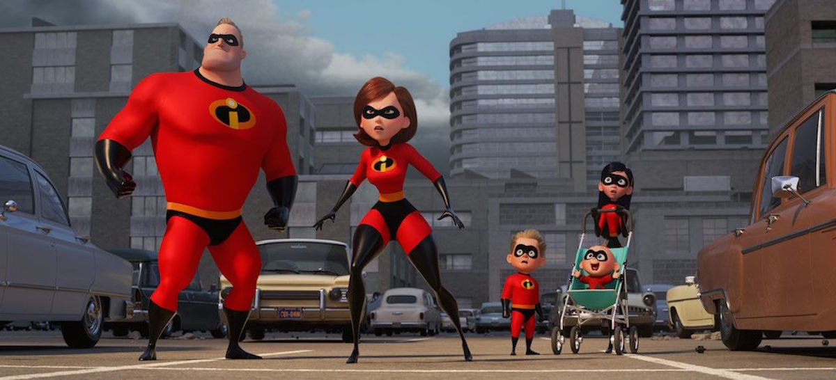 Les Indestructibles - Film de Brad Bird