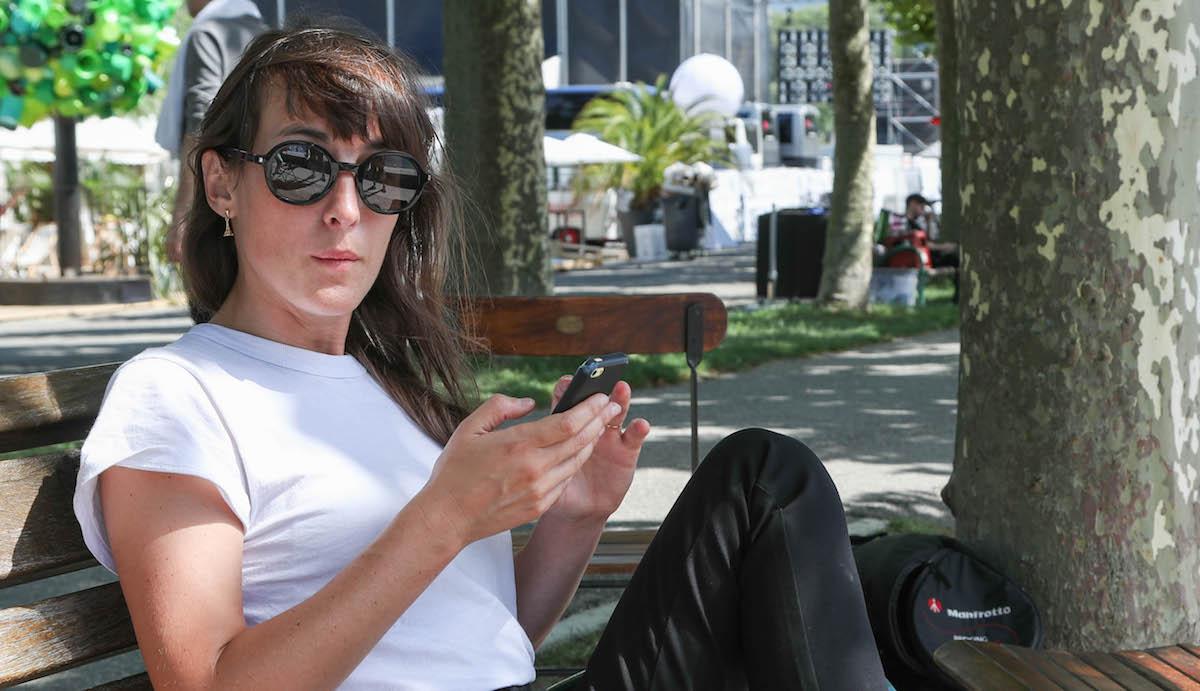 Interview de Juliette Armatet - Festival Musilac 2017 ©Damien Tiberio / Wooloomooloo