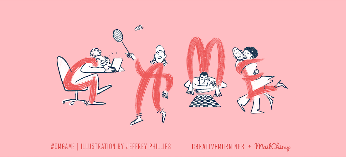 CreativeMornings Annecy - Game