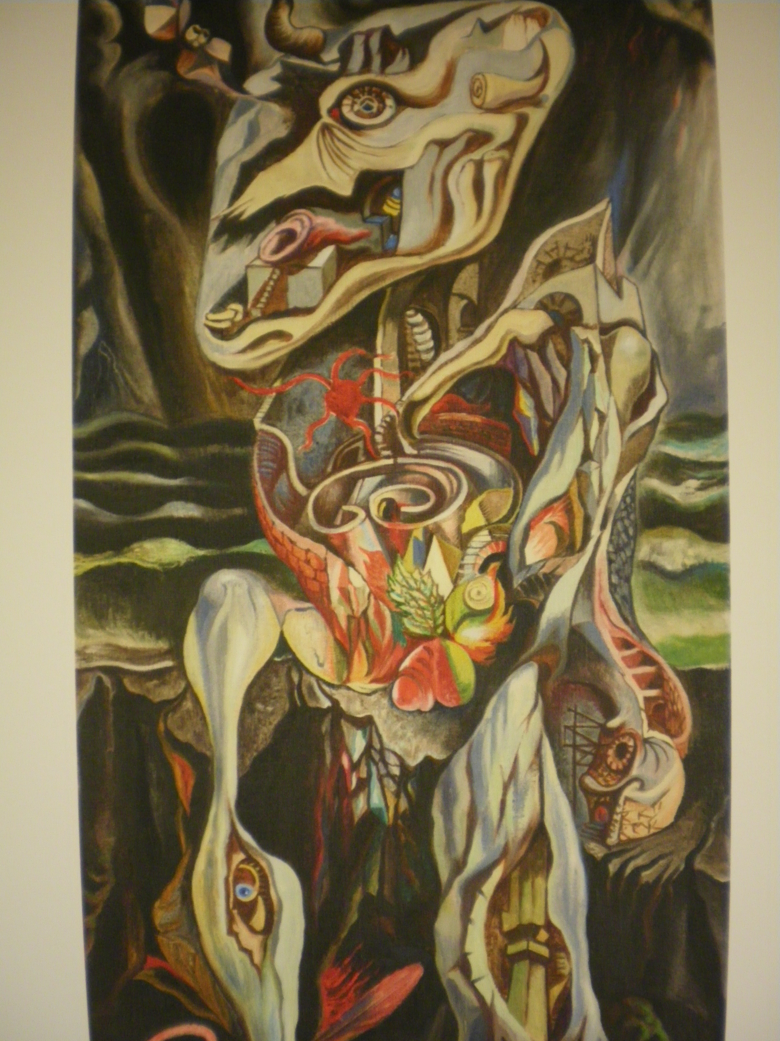 Oeuvre d'André Masson