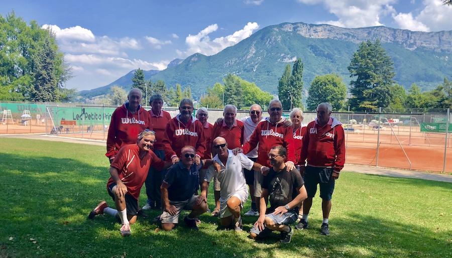 Tournoi de Tennis des Petits Princes. Annecy / Marquisats du 28 Juillet au 4 Août 2018 ©DR