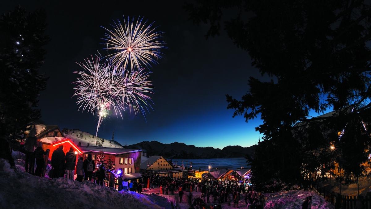 Tomorrowlandland Winter 2019 ©L.Salino - Alpe d'Huez Tourisme