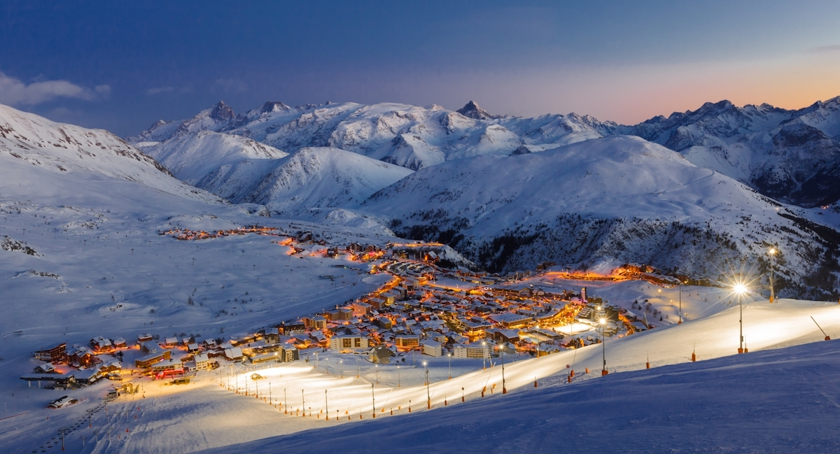 Tomorrowlandland Winter 2019 ©L.Salino - Alpe d'Huez Tourisme