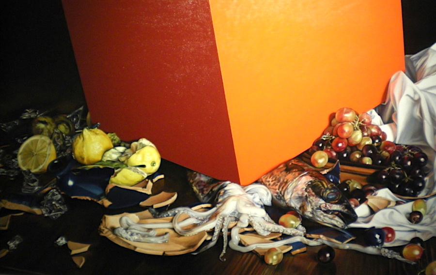 Crash N°1 (détail) Till Rabus expose à l'Abbaye. Espace d'art contemporain. Annecy-le-Vieux @MoveOnMag