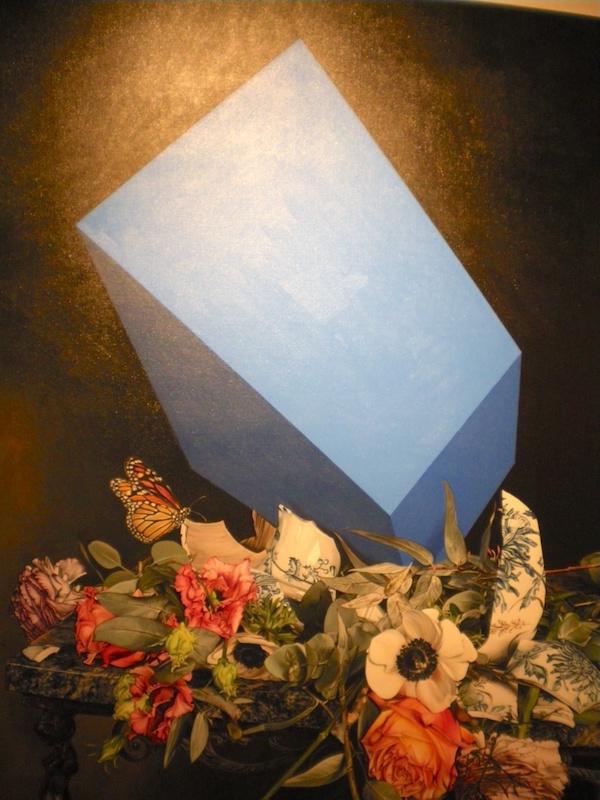 Crash N°2 (détail) Till Rabus expose à l'Abbaye. Espace d'art contemporain. Annecy-le-Vieux @MoveOnMag
