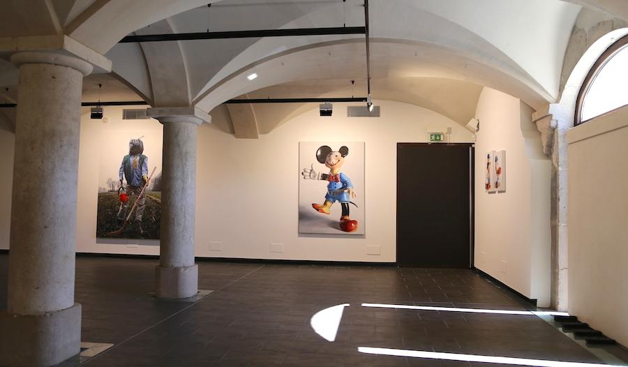 Till Rabus expose à l'Abbaye. Espace d'art contemporain. Annecy-le-Vieux @MoveOnMag