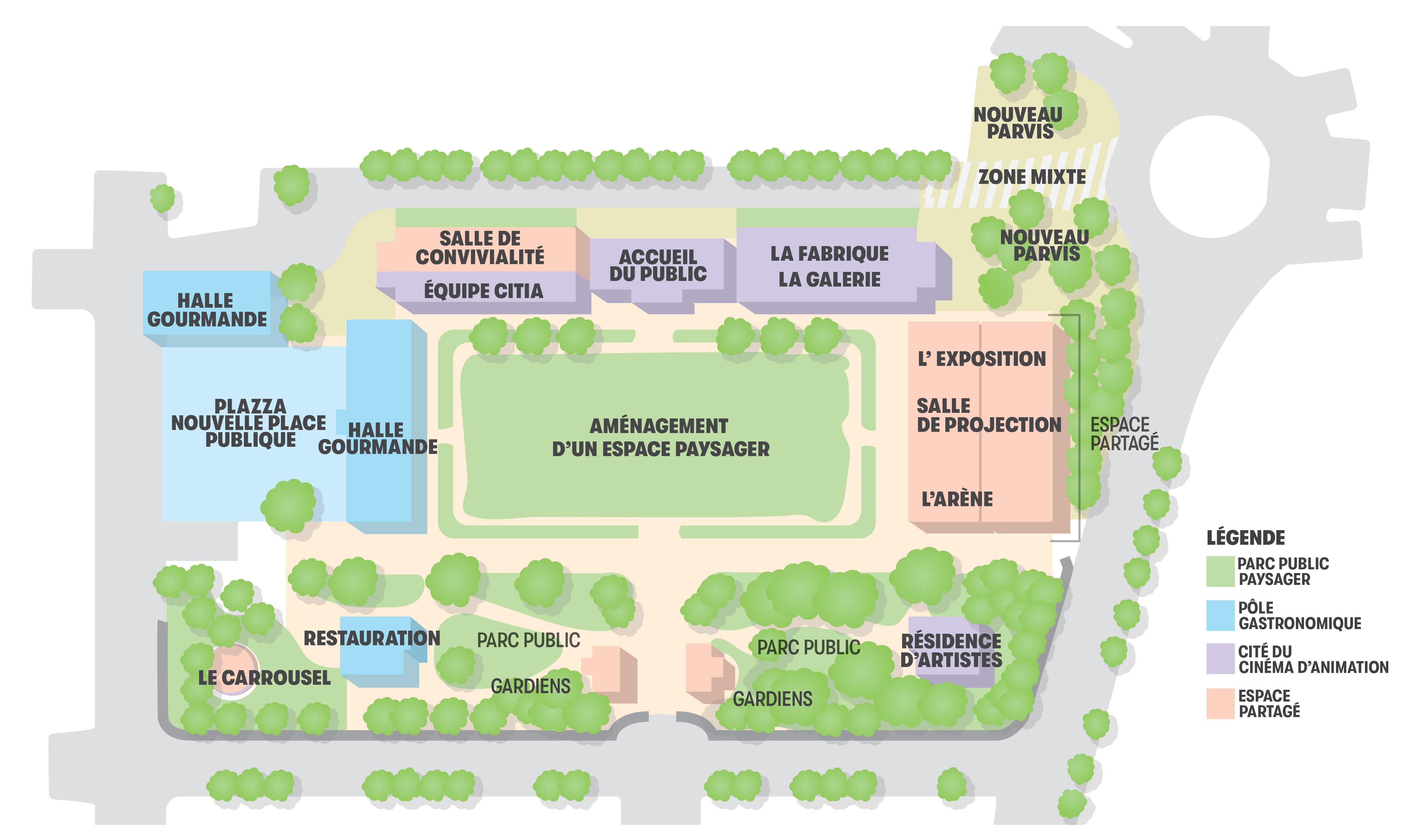 Haras d'Annecy, un projet ambitieux ouvert au cœur de la ville