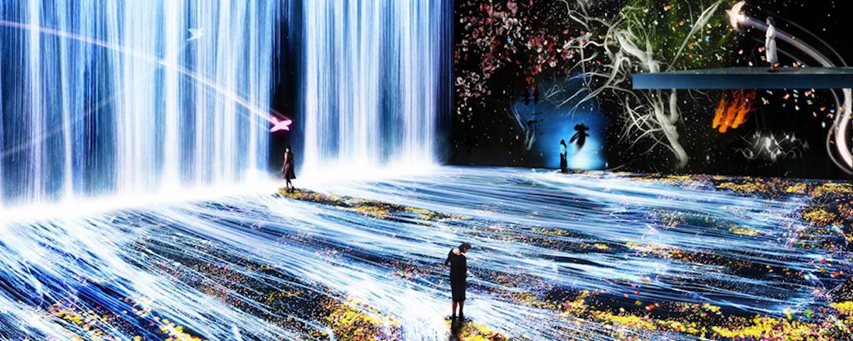 Vue de l'exposition immersive présentée à La Villette / Haras d'Annecy, un projet ambitieux ouvert au cœur de la ville